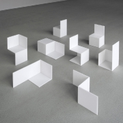 White Cubes, 2012
